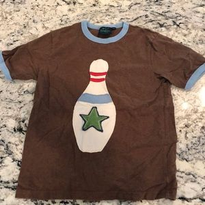 Boys Mini Boden shirt